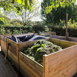 Composting for successful organic growing
