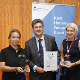 Kent Housing Group award