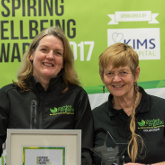 golding growing buddies; inspiring wellbeing award; community growing