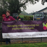 Three Counties Orchard champion project
