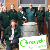 cumbria master composters, home composting