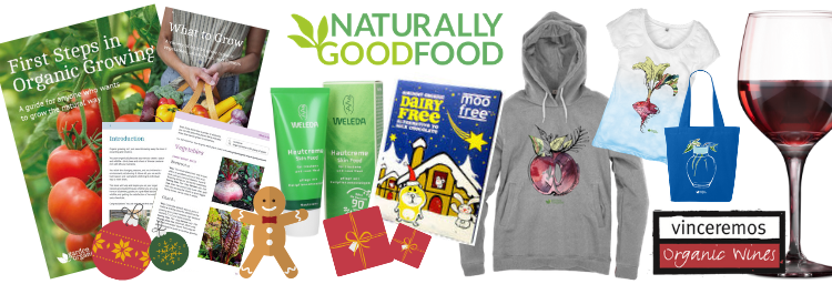 Purchase a special organic gift this Christmas