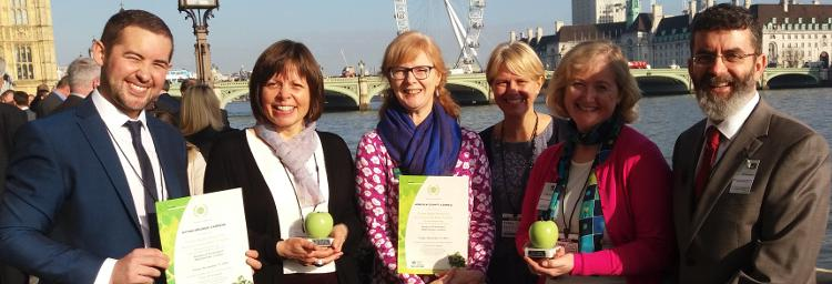 Green Apple Award for Master Composters