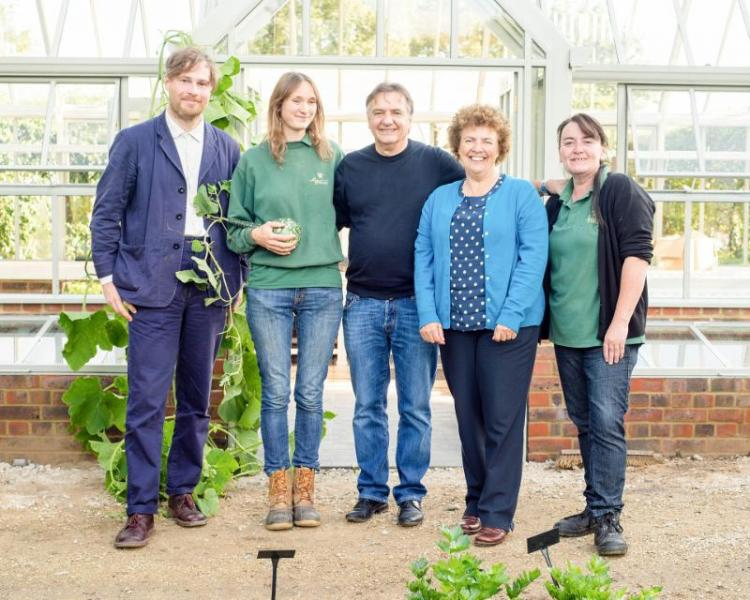 National Heritage Garden competition winners